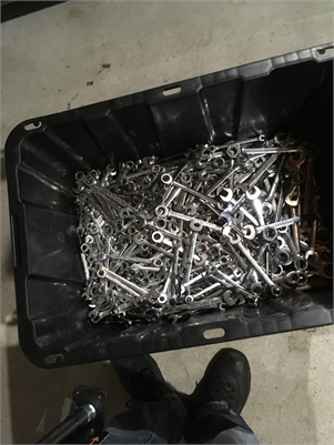 Huge Broken Tool Lot!!!