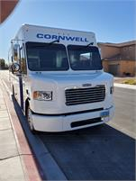 SOLD 18' Step Van Available Now! LOW MILES!