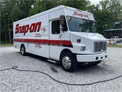 SOLD 22' Step Van Clear title Nice Interior Project Truck!