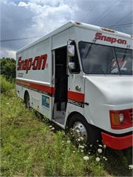 SOLD 16'  Tool Truck, 1600 lb liftgate Engine has 30,000 miles on it