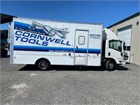 18 Isuzu NQR Standard Cornwell Program Truck