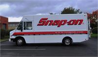 16' Walk In Tool Truck Food Van LDV Snap On Low Miles Carfax Panel Van Diesel Freightliner