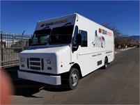 18' Step Van getting a smaller truck 01/16/2021