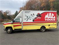 Mac Tools Truck, ready to go as is for tool sales and easily convertible to food truck or other use!