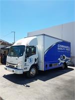 18' NQR Cornwell Tools Truck