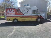 16' Step Van with DIESEL GEN DUAL AC in excellent condition,well maintained