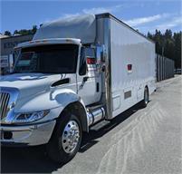 24' Clean Truck