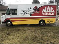 SOLD 16' Step Van Reduced for Quick Sale!!