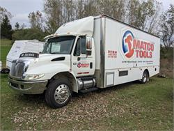 24' Super Wide!!!  Low miles!  Low hours!  No emissions!  No CDL!  Ready to work!