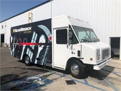 SOLD! Gearwrench Step Van