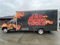 SOLD 20' GMC C5500 Mac Tools truck low miles