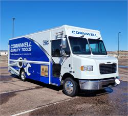 SOLD 18' Freightliner MT45 GREAT Condition!  : LOW MILES