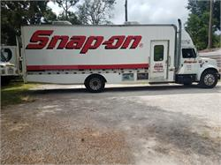 24' SNAPON TOOL TRUCK OWNER RETIRING AFTER 49 YEARS GAS GEN AND DUAL AC CDL TRUCK