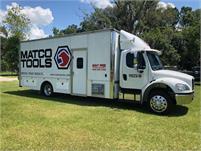 Original Matco Show Truck!!! Summit Bodyworks 22' SOLD