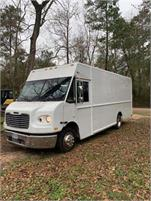 SOLD Pre emissions 18' with oak Tool Sales interior