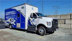 SOLD F650 18' Tool Truck with Powerstroke Turbo Diesel